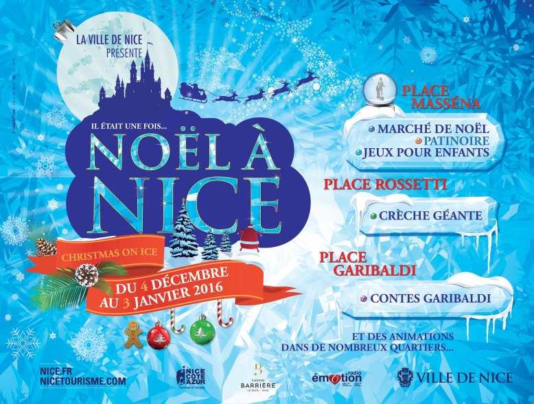 Noël à Nice