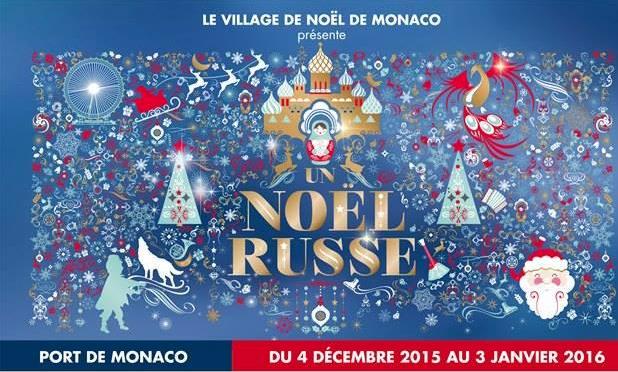 Un Noël Russe - Monaco