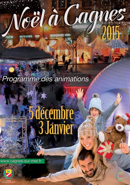 Noël à Cagnes-sur-Mer