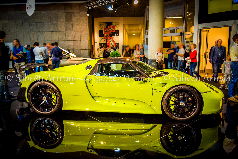 dsc_6549 Gorgeous Porsche 918 Spyder Acid Green Cars Trend