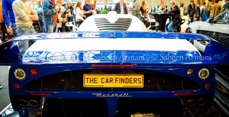 The Maserati MC12 at Top Marques Monaco